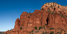Sedona Chapel Red Rock Wall Mural