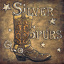 Silver Spurs Wall Mural