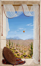 Sonoran Tapestry Wallpaper Mural