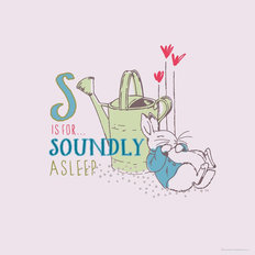 Soundly Asleep  Mural Wallpaper