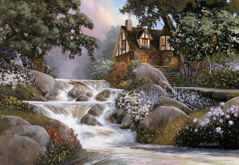 Special Place Mural Wallpaper