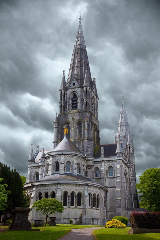 St. Fin Barre's Cathedral, Cork, Ireland Wall Mural
