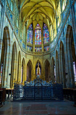 St. Vitus Cathedral, Prague Wallpaper Mural