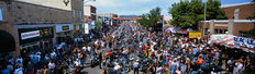 Sturgis, South Dakota Wallpaper Mural