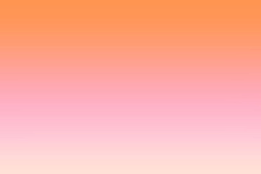 Sunset Ombre
