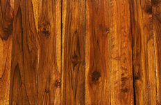Teak Wood Texture Mural Wallpaper