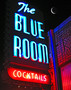 The Blue Room Wall Mural