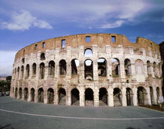 The Colosseum Wall Mural