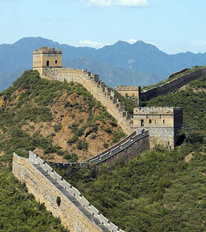 The Great Wall Of China Jinshanling Mural Wallpaper