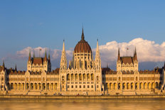 The Parliament Building, Budapest Wall Mural