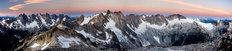 The Picket Range, North Cascades National Park Mural Wallpaper