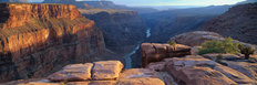 Toroweap Point and Colorado River Wall Mural