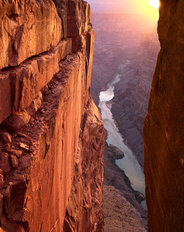 Toroweap Point, Grand Canyon National Park Mural Wallpaper
