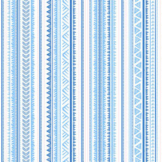 Tribal Stripes Pattern Wallpaper