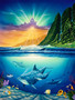 Tropical Dream Wallpaper Mural