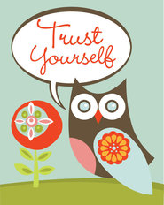 Trust Yourself Wall Mural
