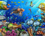 Under The Sea Wall Mural