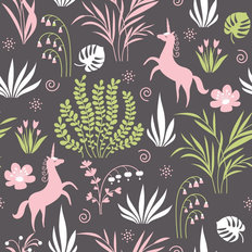 Unicorn Dream Pattern Wallpaper