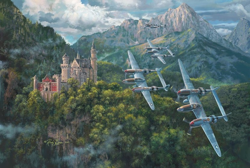 Valley-Of-The-Mad-King-Wall-Mural