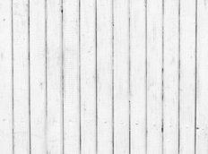 Weathered White Wood Planks Mural Wallpaper