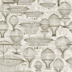 Vintage Hot Air Balloons  Wallpaper