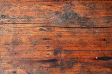 Weathered Plank Mural Wallpaper