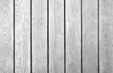 Light Grey Wood Planks Wallpaper Mural