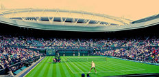 Wimbledon Center Court Wallpaper Mural