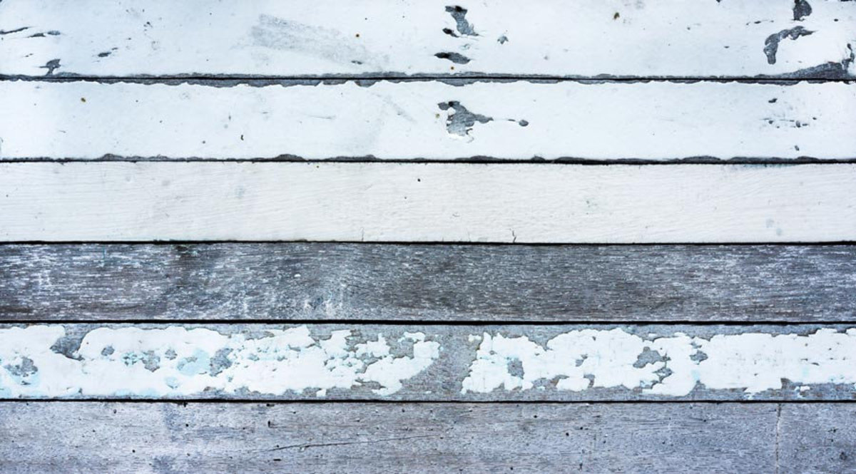 Vintage Wood Painted Texture