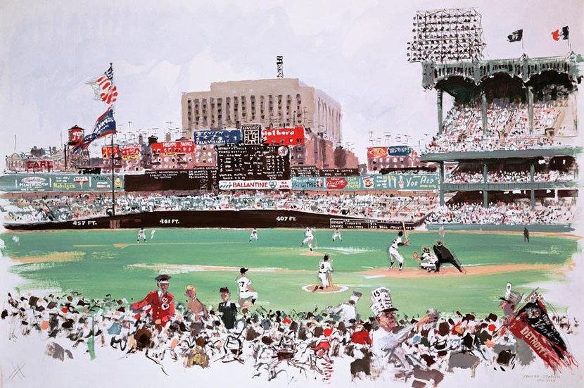 Yankee Stadium, NY Wallpaper Mural