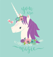 You Are Magic 2 Wallpaper Mural